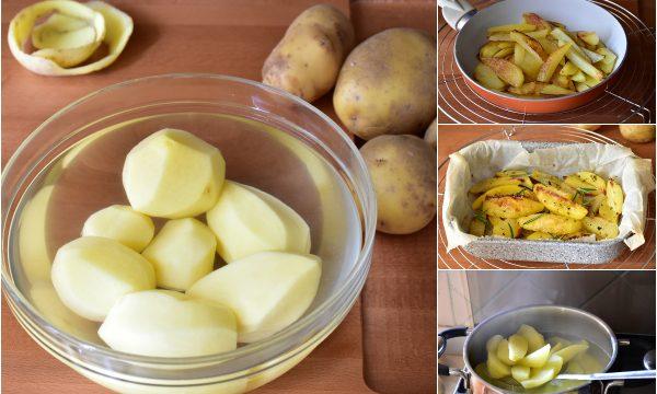Come Cucinare le PATATE Ricetta perfetta in padella forno o pentola