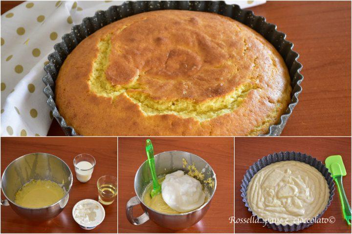 impasto torte dolci alla ricotta ricetta per ciambelle torte soffici impasto leggero