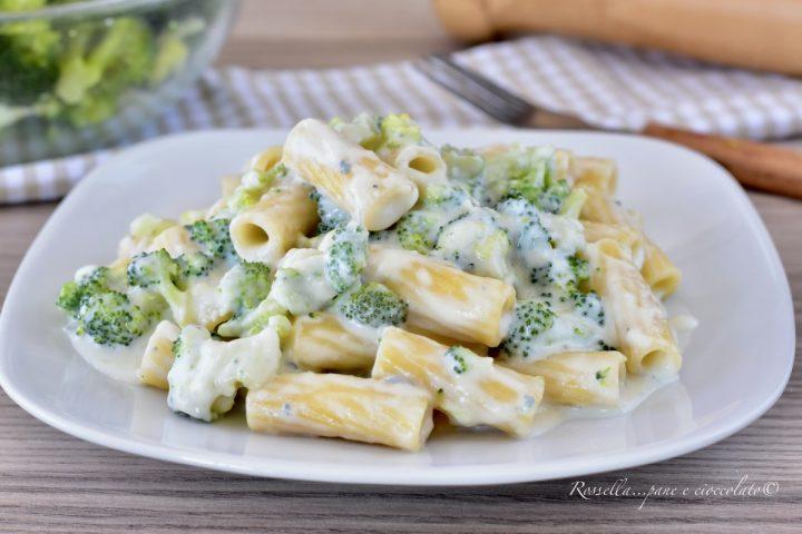 PASTA Broccoli e Gorgonzola