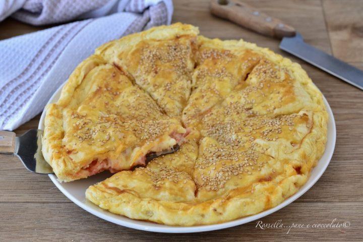 Pizza Parigina di PASTA SFOGLIA