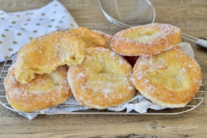 RICETTA Frittelle del Luna Park frittelle dolci frittelle classiche ricetta frittelle semplici frittelle soffici
