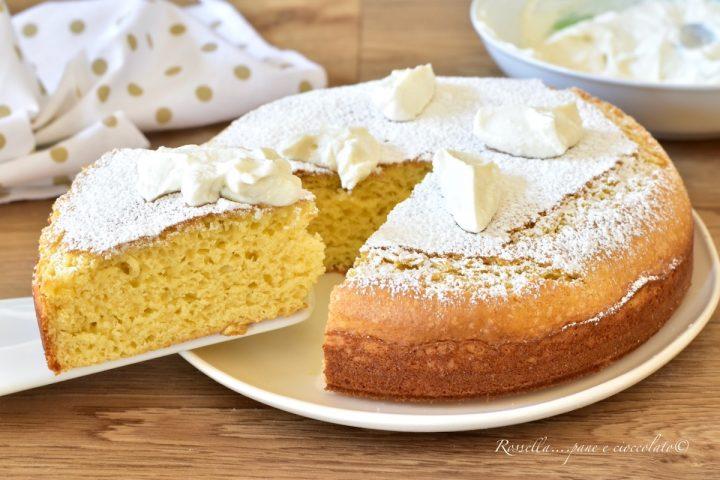 torta alla ricotta 5 minuti ricetta dolce