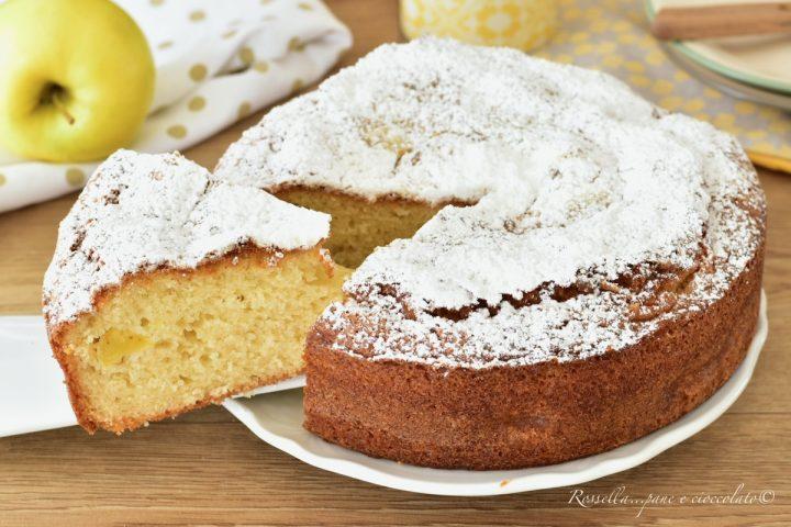 torta di mele paesana dolce ricetta