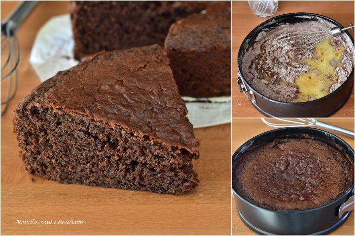 Torta matta impasto ricetta dolce cioccolato