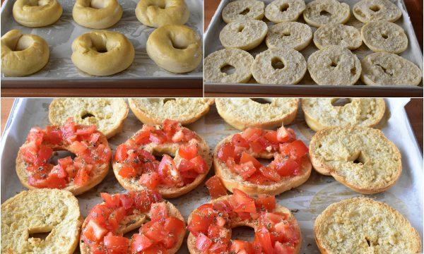 Freselle di pane Fatte in Casa RICETTA Croccante con Impasto facile