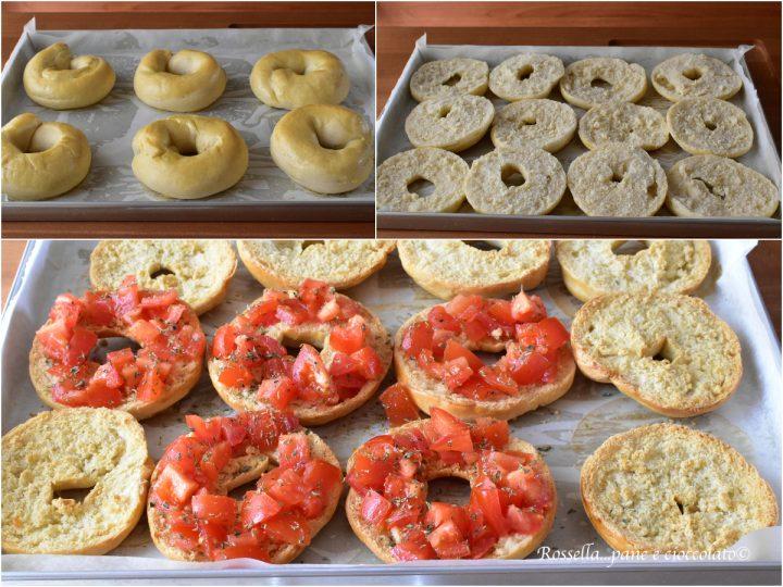 Freselle di pane Fatte in Casa