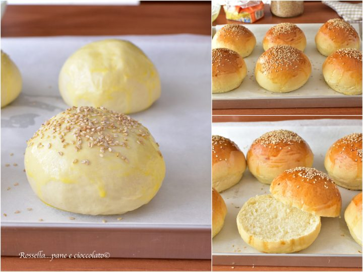 Ricetta Hamburger Panino.Impasto Per Panini Da Hamburger Ricetta Fatta In Casa