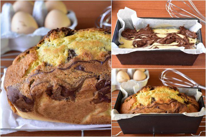 Impasto per Plumcake RICETTA DOLCE anche al Cioccolato