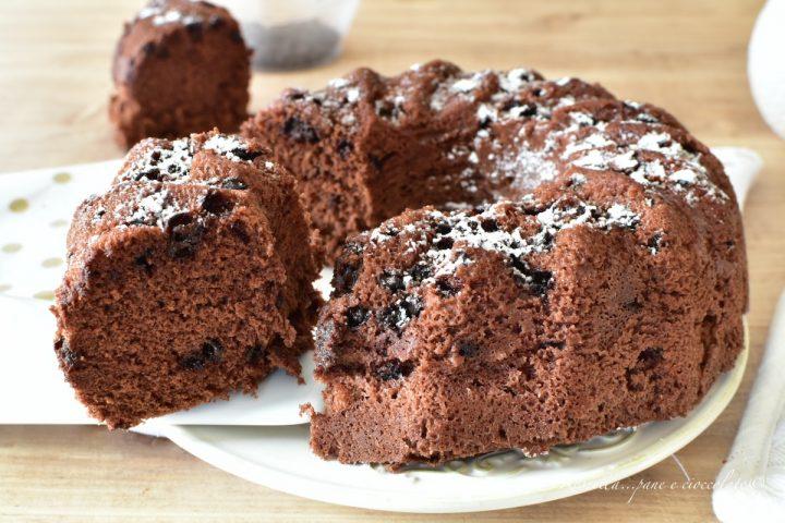 Torta 12 minuti al Cioccolato Ricetta DOLCE velocissima