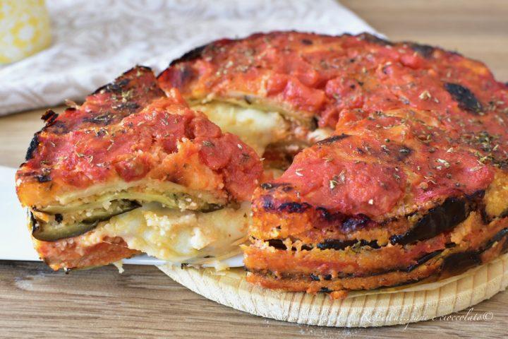 melanzane alla pizza