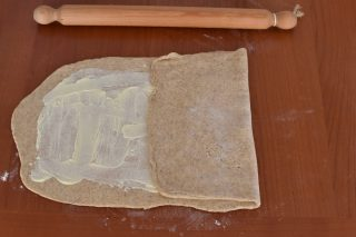 cornetti con farina integrale