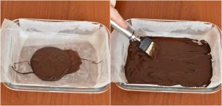 TORTA gelato Cocco e Cioccolato tipo Bounty Ricetta Dolce freddo