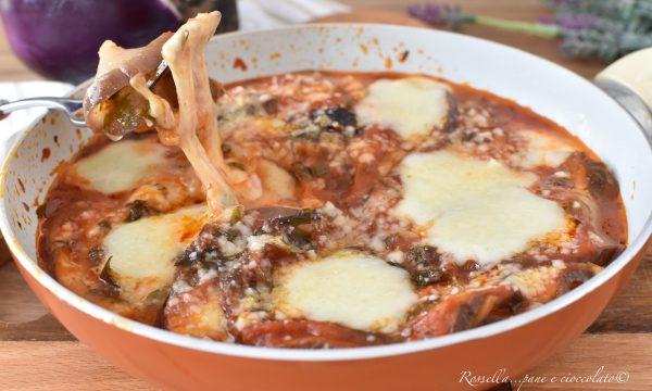 Melanzane alla Pizzaiola a Crudo in Padella Ricetta secondo Piatto veloce