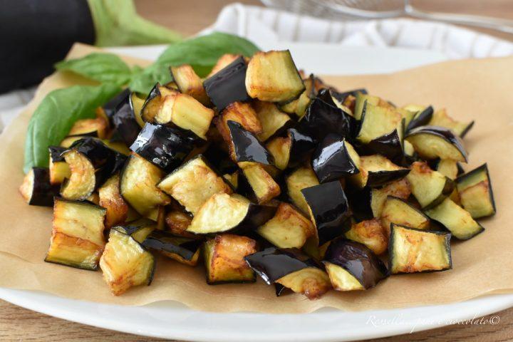 Come fare le Melanzane Fritte in Padella o al Forno RICETTA facile