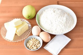 torta di pasta frolla