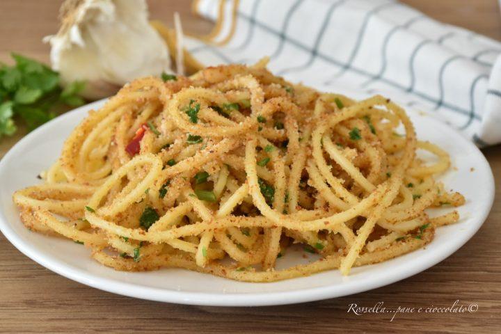 Spaghetti alla Carrettiera Ricetta Primo piatto povero in Padella