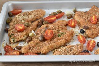 fettine di pollo alla siciliana