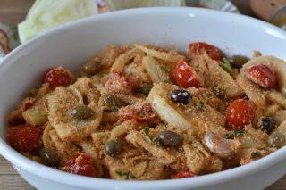 FINOCCHI Gratinati alla Siciliana una Ricetta di Contorno facile e gustosa