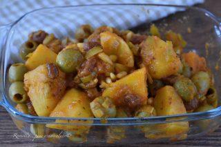 caponata di patate