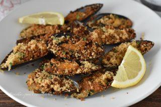 Cozze Gratinate alla Siciliana il Piatto di Pesce da ANTIPASTO unico