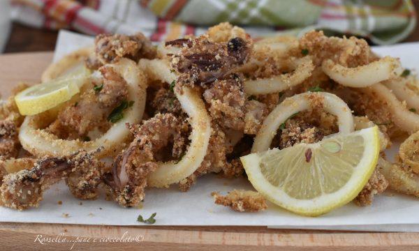 Frittura di Pesce Leggera la Ricetta al Forno per un Piatto tradizionale