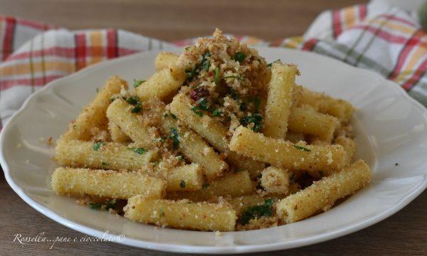 Pasta alla Carrettiera saporita la RICETTA in meno di 20 minuti
