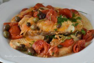 Pesce Spada alla Siciliana la Ricetta Saporita del Piatto tradizionale