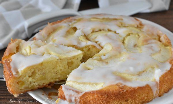 TORTA di MELE Pan di Zenzero il DOLCE facile perfetto per la colazione