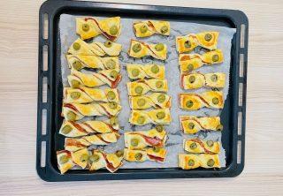 olive pasta sfoglia