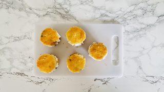 muffin mirtilli