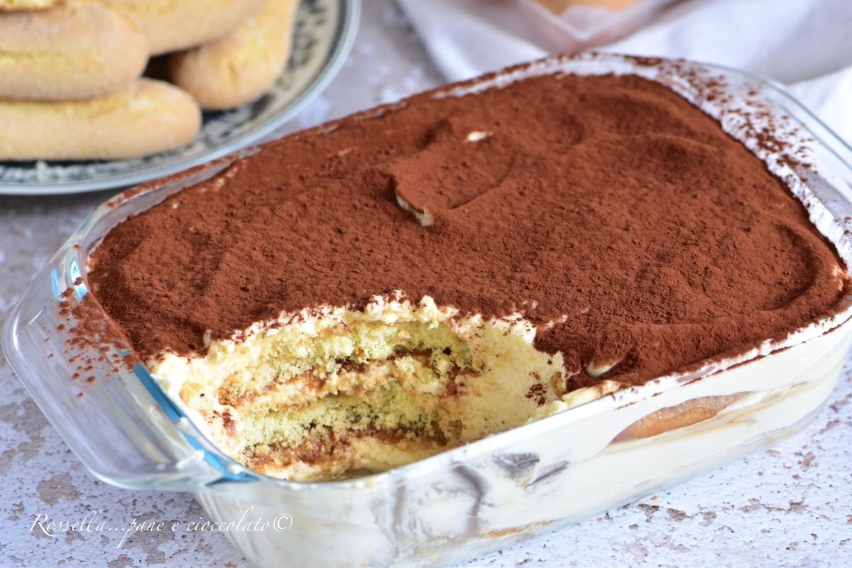 Ricetta Di Tiramisu Senza Glutine.Tiramisu Senza Glutine E Senza Lattosio La Ricetta Del Dolce Classico
