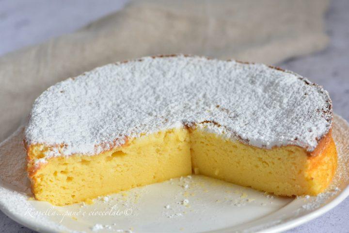 TORTA Cremosa una Ricetta Dolce con Impasto alla Ricotta Senza farina