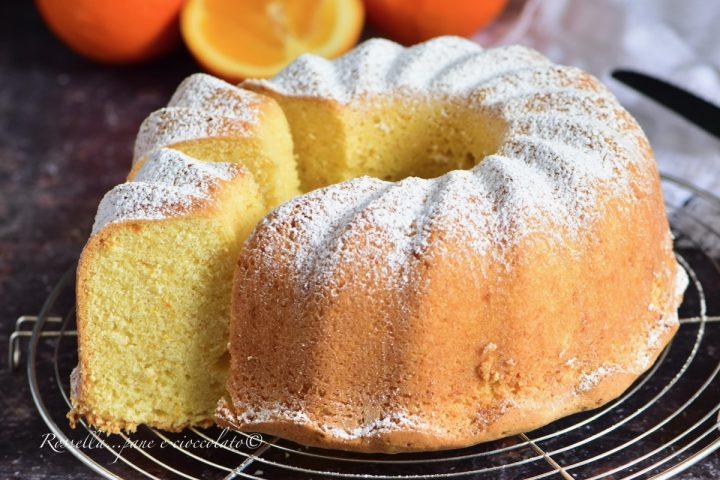 Torta Jolanda il Dolce con la Ricetta tradizionale fatta in casa