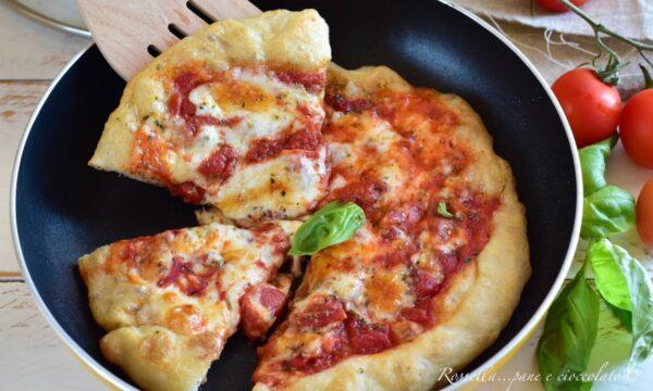 PIZZA Padella e Forno perfetta la Ricetta come in Pizzeria