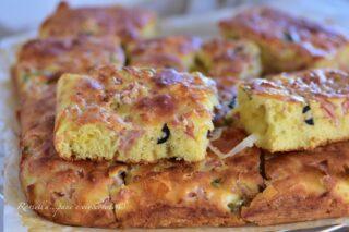 TORTA Salata Svuotafrigo in Teglia la Ricetta Antipasto in 5 min