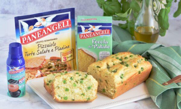 Plumcake Salato Asparagi e Piselli L'Antipasto perfetto di Primavera