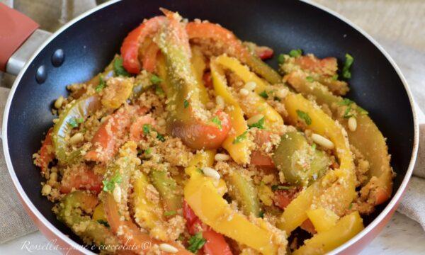 Peperoni in Padella alla Siciliana il Contorno con una ricetta speciale