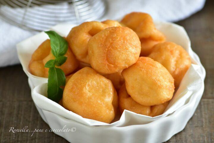 Palline al Parmigiano 2 Ingredienti RICETTA ANTIPASTO