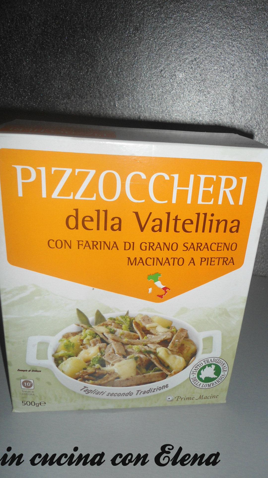 Pizzoccheri alla valtellinese ricetta tradizionale in cucina con elena - In cucina con elena ...