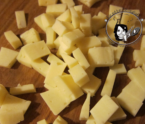 risotto tartufo e asiago