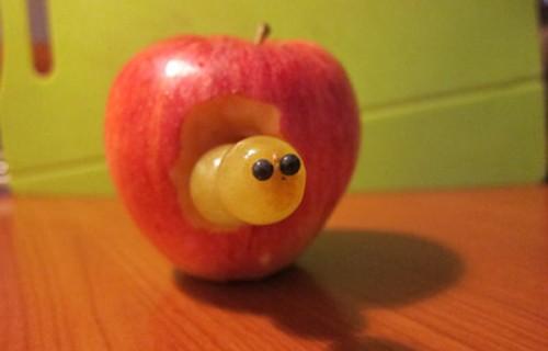 Decorazioni frutta archives ricette sbagliate - Decorazioni mela ...