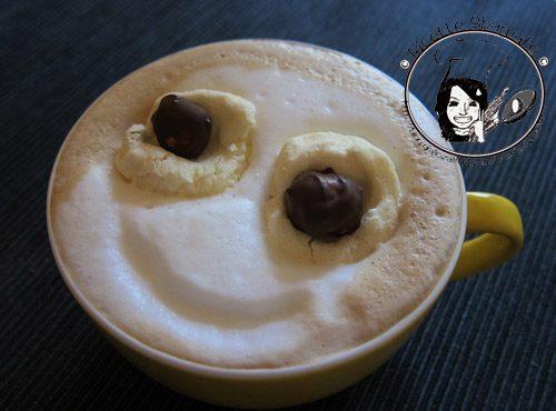 Il cappuccino animato, per una colazione diversa