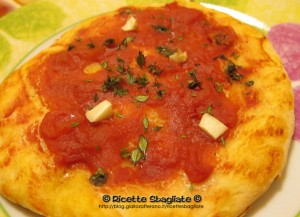 pizza marinara ricetta base semplice e gustosa