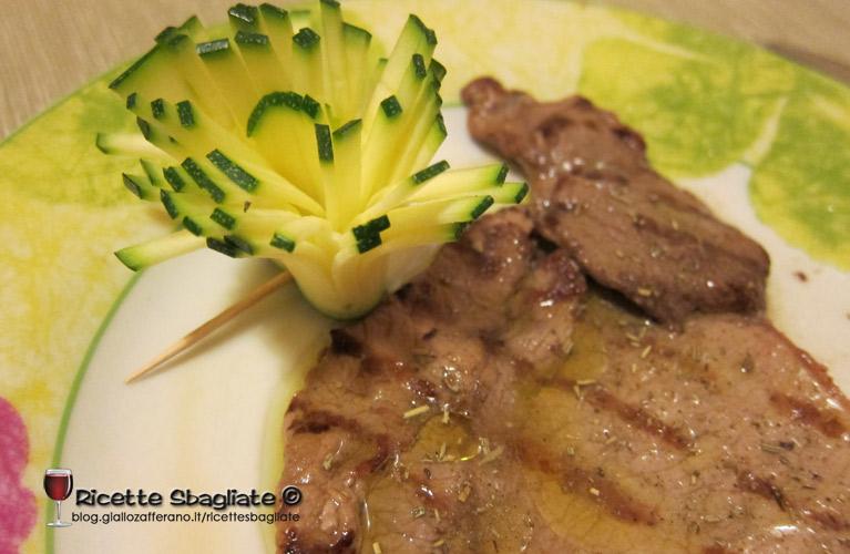 Decorazioni per piatti i fiorellini di zucchina for Decorazioni piatti gourmet
