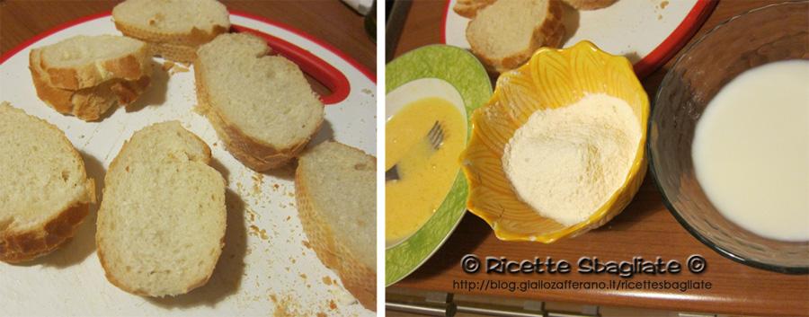 Cuscinetti di mozzarella filante, simil mozzarella in carrozza