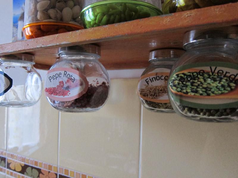 Portaspezie da parete ikea pv64 regardsdefemmes - Mensola cucina ikea ...
