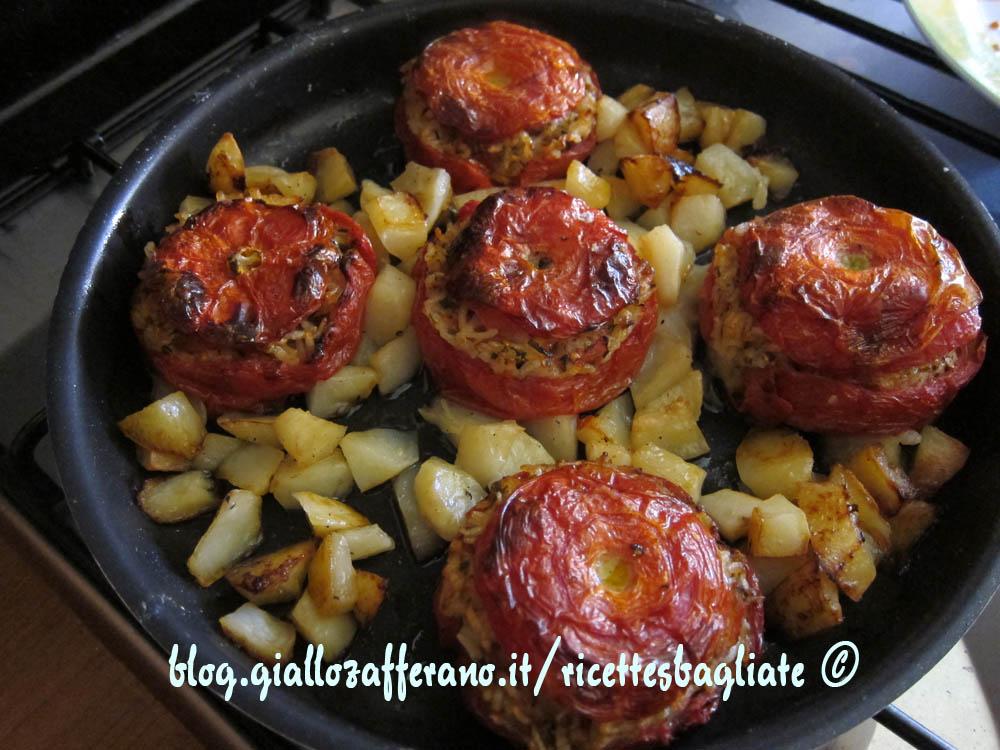 pomodori con riso pronti