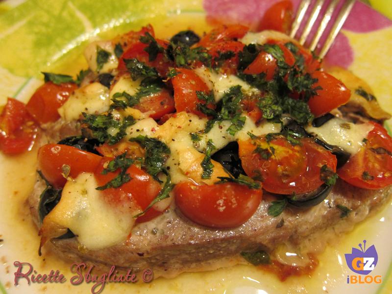 Ricetta pesce tonno fresco al forno