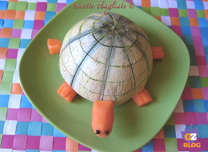 tartaruga di melone