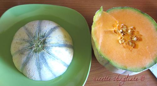 taglio del melone